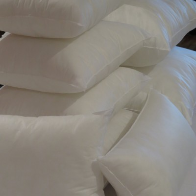 azarya fillers down feather polyester microfiber downllike