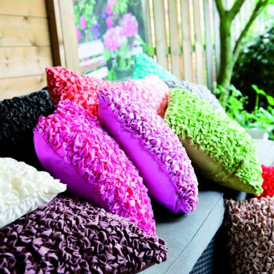 Ilse decorative cushion azarya 2lif popcorn